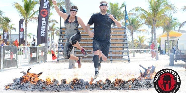 Ryan Michler Spartan Bahamas