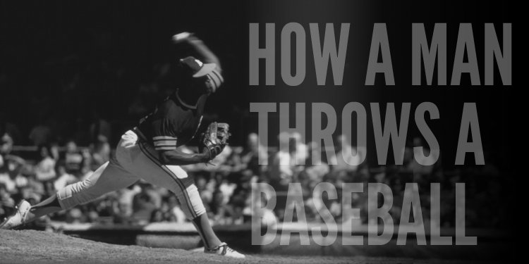 Baseball Throw