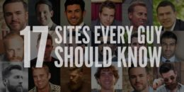17 Sites Every Guy Should Know