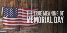 Meaning of Memorial Day