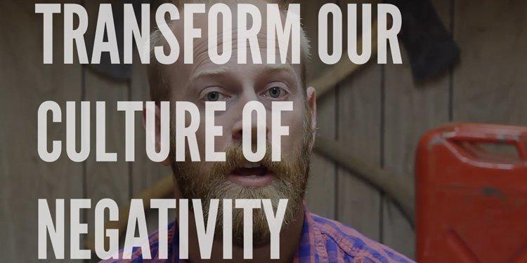 Transform Negativity
