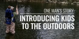 Introducing Kids to the Outdoors