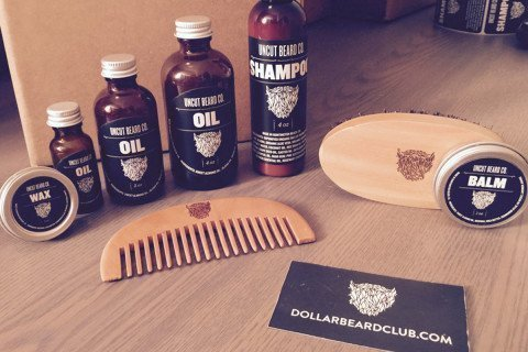 Dollar Beard Club Subscription Boxes