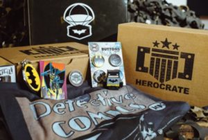 Hero Crate Subscription Boxes