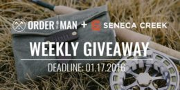 Seneca Creek weekly giveaway