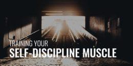 Self-Discipline Muscle