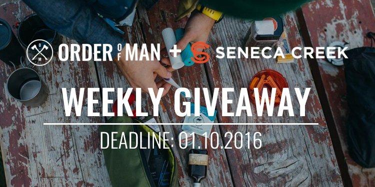Seneca Creek Giveaway 2