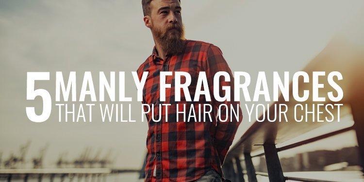 5 Manly Frangrances