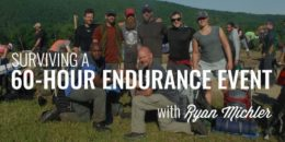 Surviving an Endurance Event