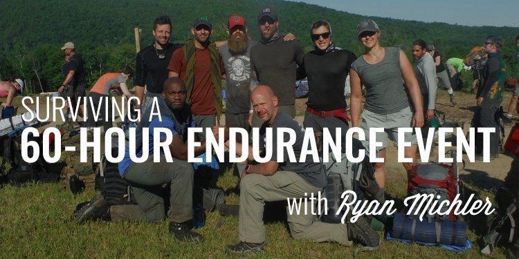 Surviving an Endurance Event