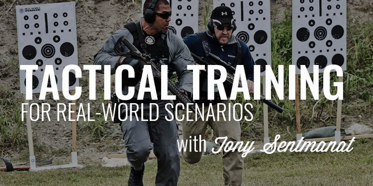 OoM 064: Tactical Training for Real-World Scenarios with Tony Sentmanat