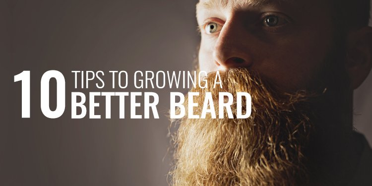 Growing a Better Beard