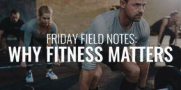 Why Fitness Matters