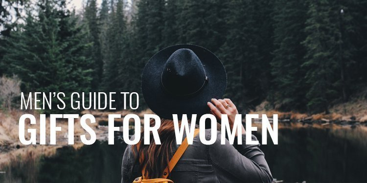 Men's Guide to Gifts for Women