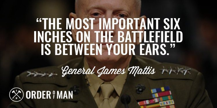 General Mattis Between Your Ears