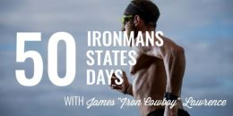 50 Ironmans, 50 States, 50 Days