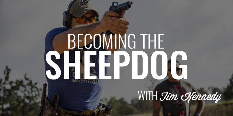 Becoming the Sheepdog