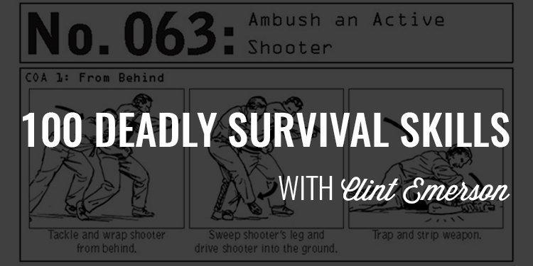 100 Deadly Survival Skills
