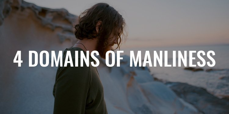 4 Domains of Manliness