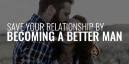 Becoming a Better Man
