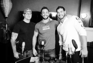 Sal, Adam, and Justin