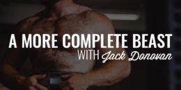 Beast Jack Donovan