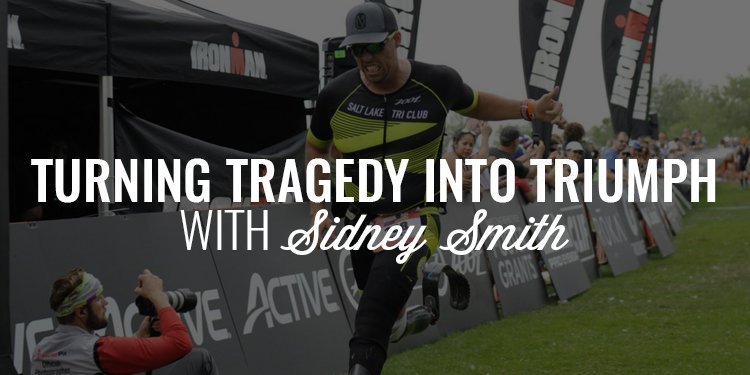 Turning Tragedy into Triumph | SIDNEY SMITH