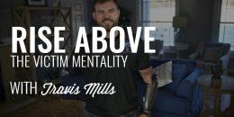 Rise Above Victim Travis Mills