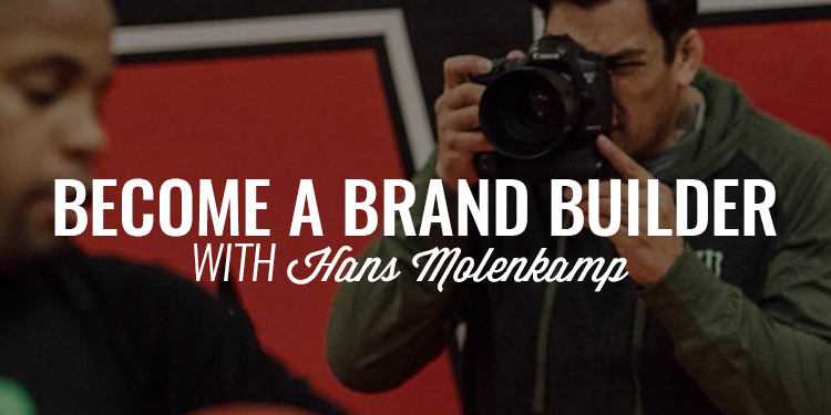 Become a Brand Builder | HANS MOLENKAMP