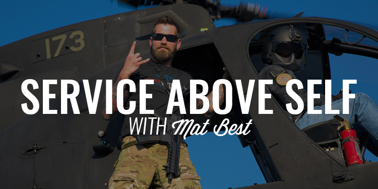 Service Above Self | MAT BEST