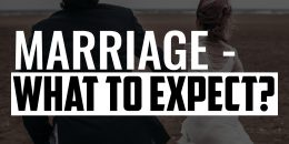Marriage What to Expect