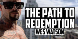 The Path To Redemption | WES WATSON