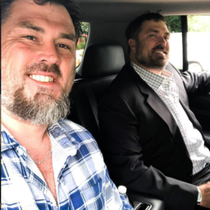 Marcus and Morgan Luttrell